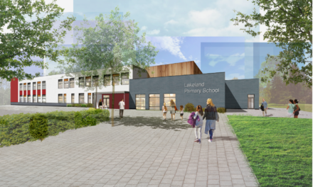 Lakeland Primary School is approved