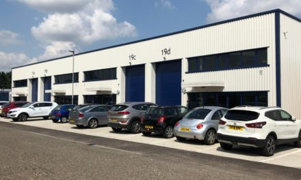 New deal engineered for occupier at Axis Park