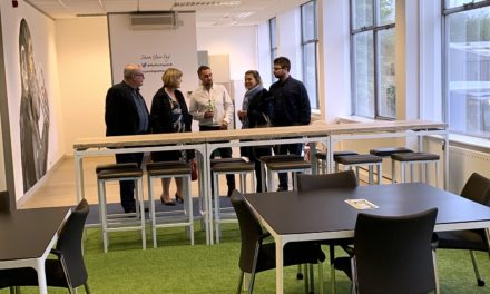 MyWorkSpot unveils new shared space
