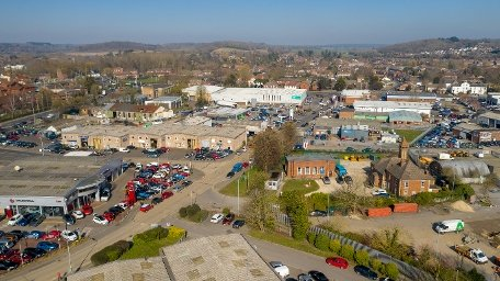 Avison Young to draw up masterplan for London Road Industrial Estate
