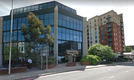Reading HMRC offices set for PDR conversion to 85 flats