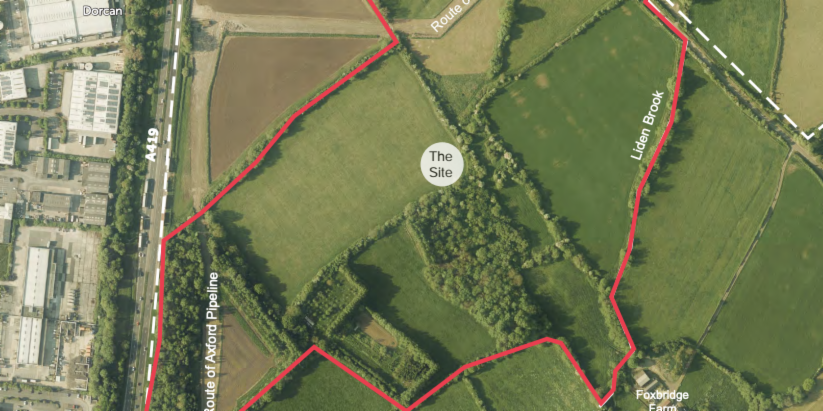 370 homes for Swindon