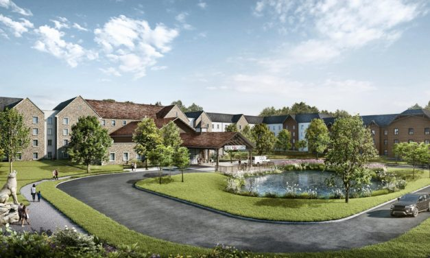 Bicester's Great Wolf Lodge will be 'flagship development in UK'