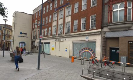 Bristol & West Arcade goes back on the market