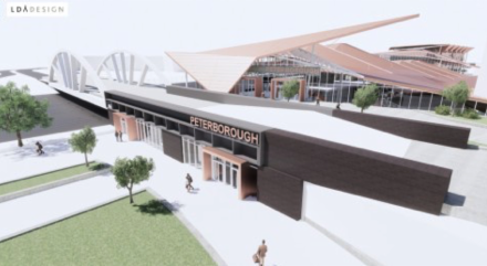 Investors sought for multi million pound revamp of Peterborough Station