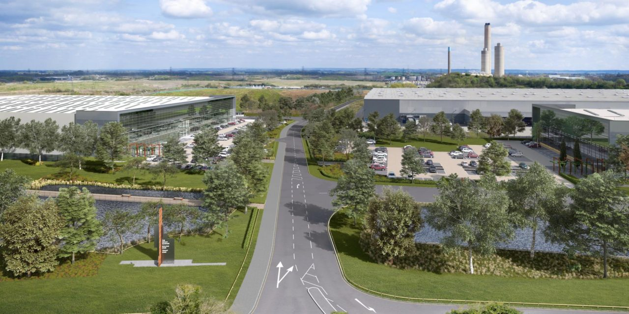 Work starts on 310,000 sq ft Didcot Quarter
