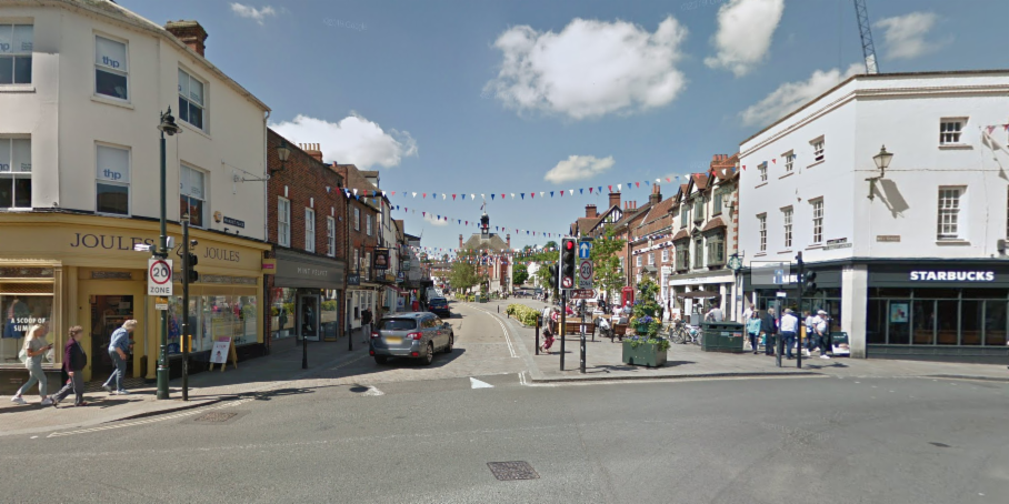 Retail market in Henley outperforms rival towns