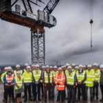 Slough scheme tops out eight weeks early