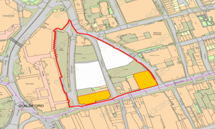 Guildford town centre regeneration scheme being planned