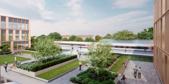 Next stage of The Oxford Science Park to go ahead