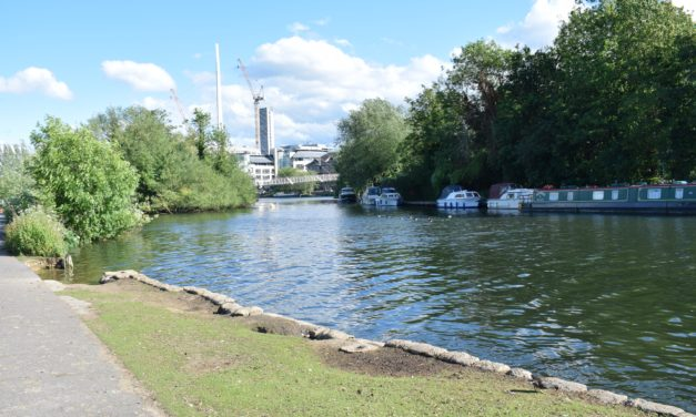 View from the riverbank: Thames Tap marks 250 editions