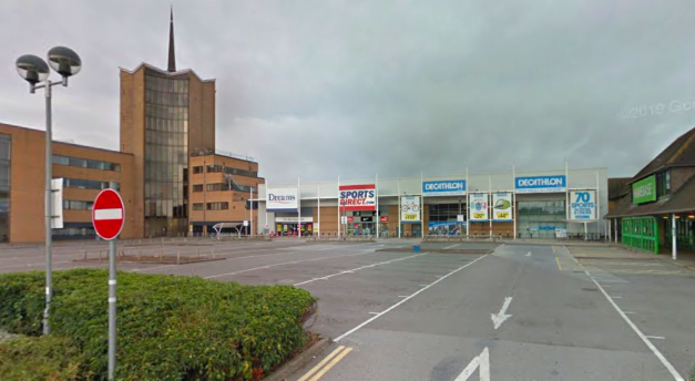 Seacourt Tower site 'under offer'