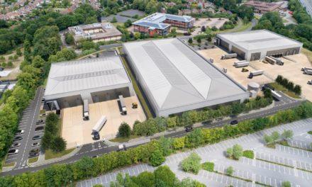 St Modwen set to start on 200,000 sq ft industrial park