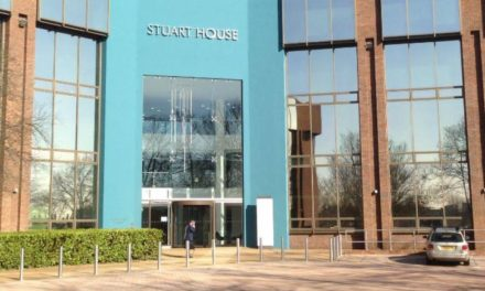 Stuart House approaches 100% occupation