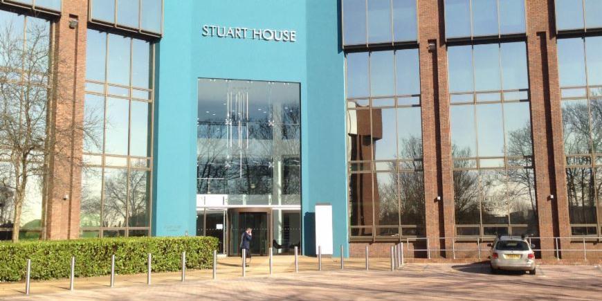 Stuart House approaches 100% occupation