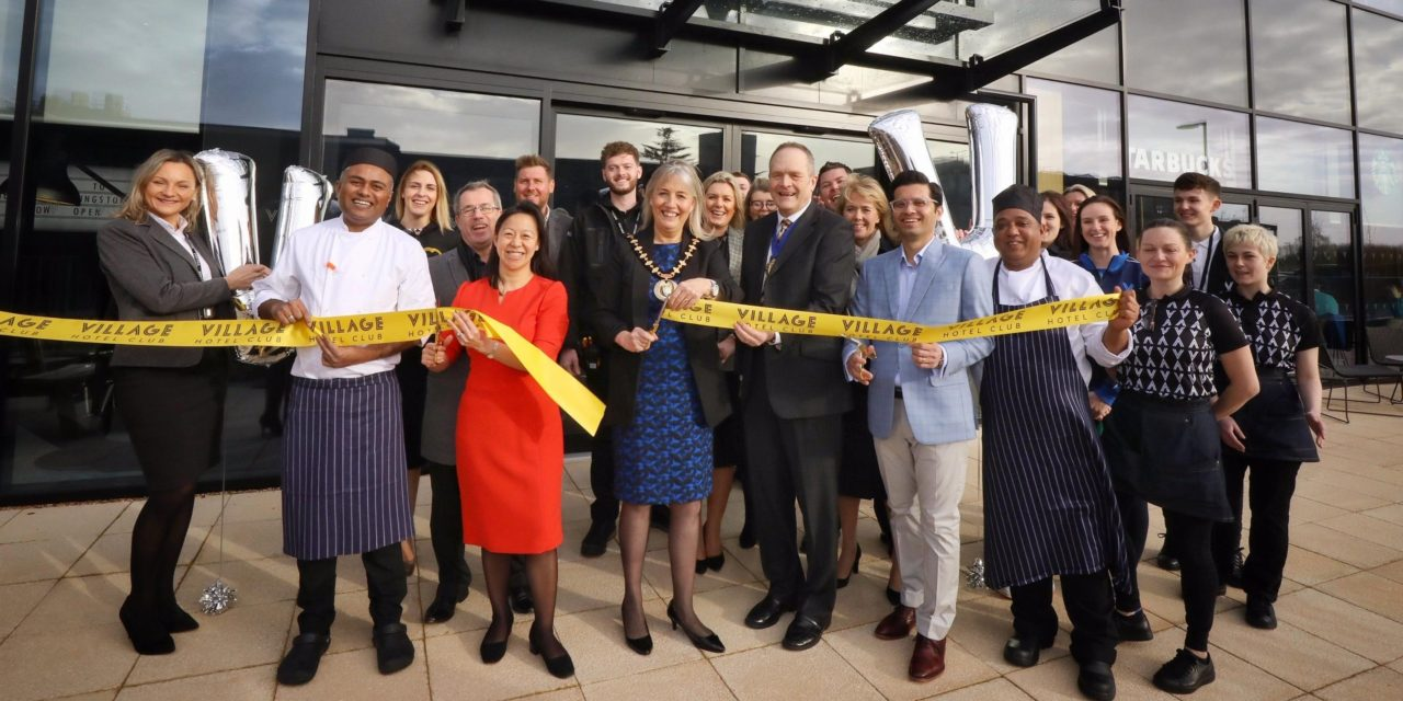 Official launch for Village Hotel Basingstoke