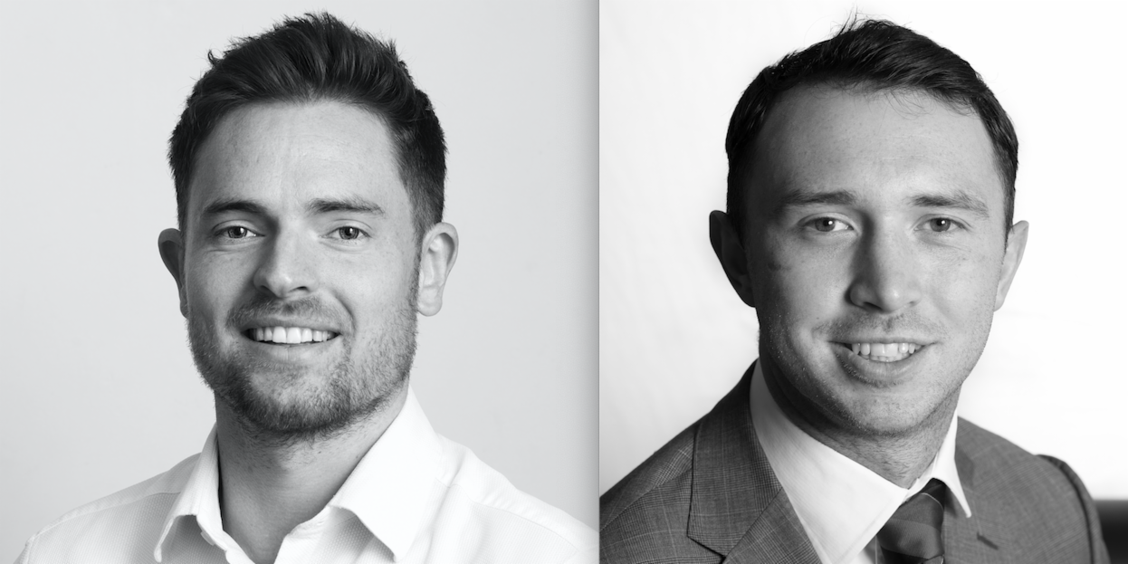 Haslams Chartered Surveyors appoints Will Morris and John Radford