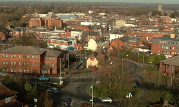 Andover regeneration to include 'wellness quarter'