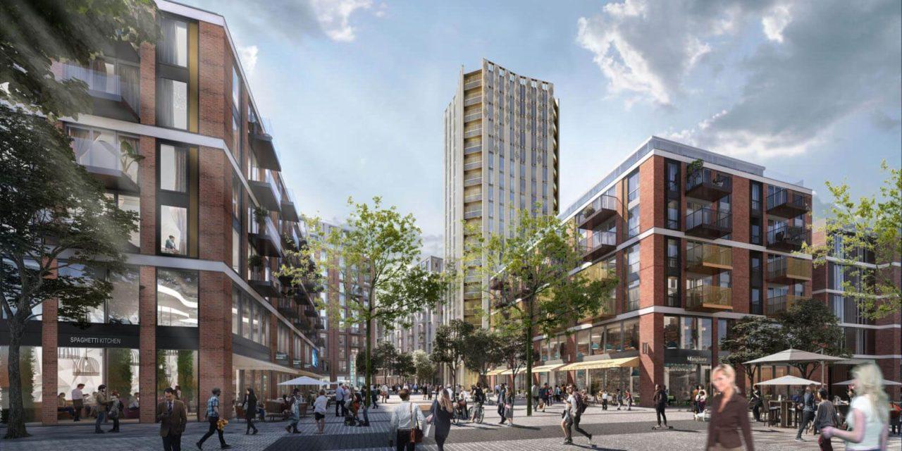 Anglia Square regeneration