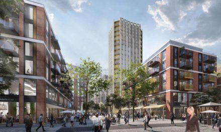 Anglia Square regeneration