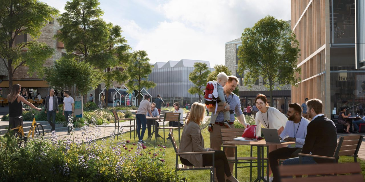 Wellcome Campus approved to triple in size