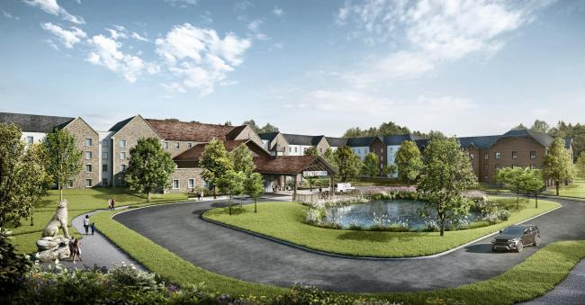 Refusal recommended for Great Wolf resort at Bicester