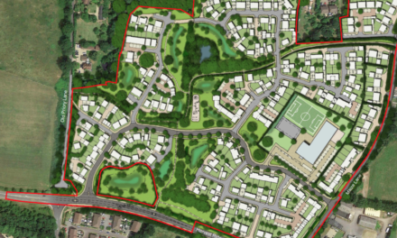 305 homes planned for Warfield