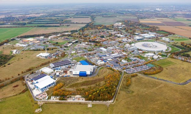 £180m research centre for Harwell Campus