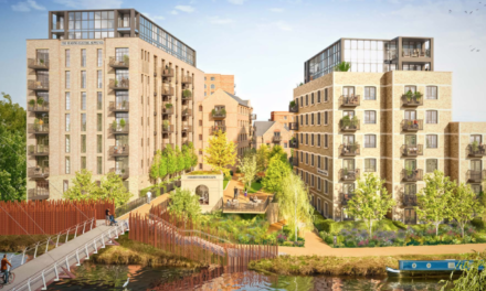 Berkeley Homes submits plan for SSE site