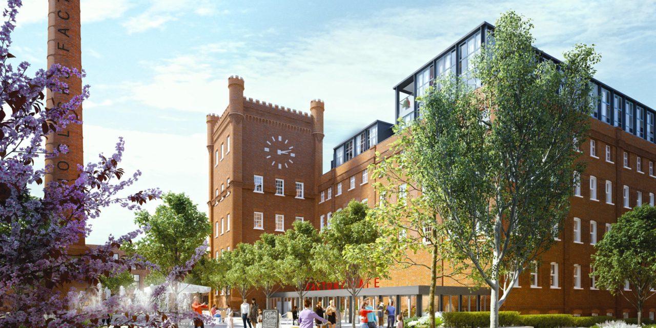 Horlicks site regeneration approved after s106 agreement