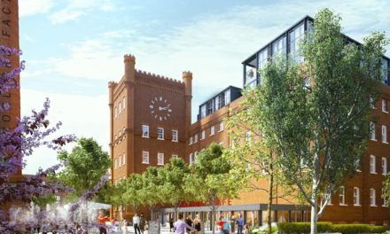 Horlicks site regeneration approved after s106 agreement