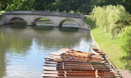 View from the River Cam: Life, but not as we know it Jim…