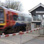 King's Dyke level crossing arises