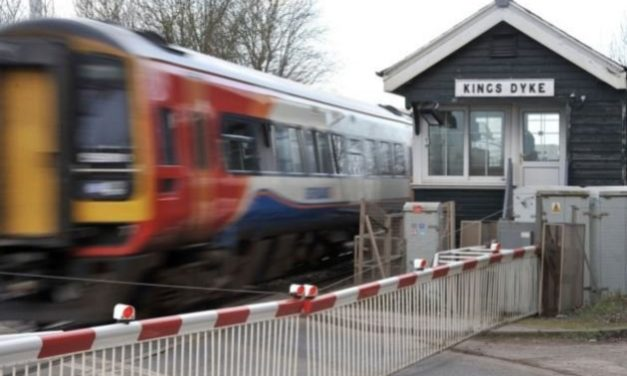 King's Dyke level crossing arises