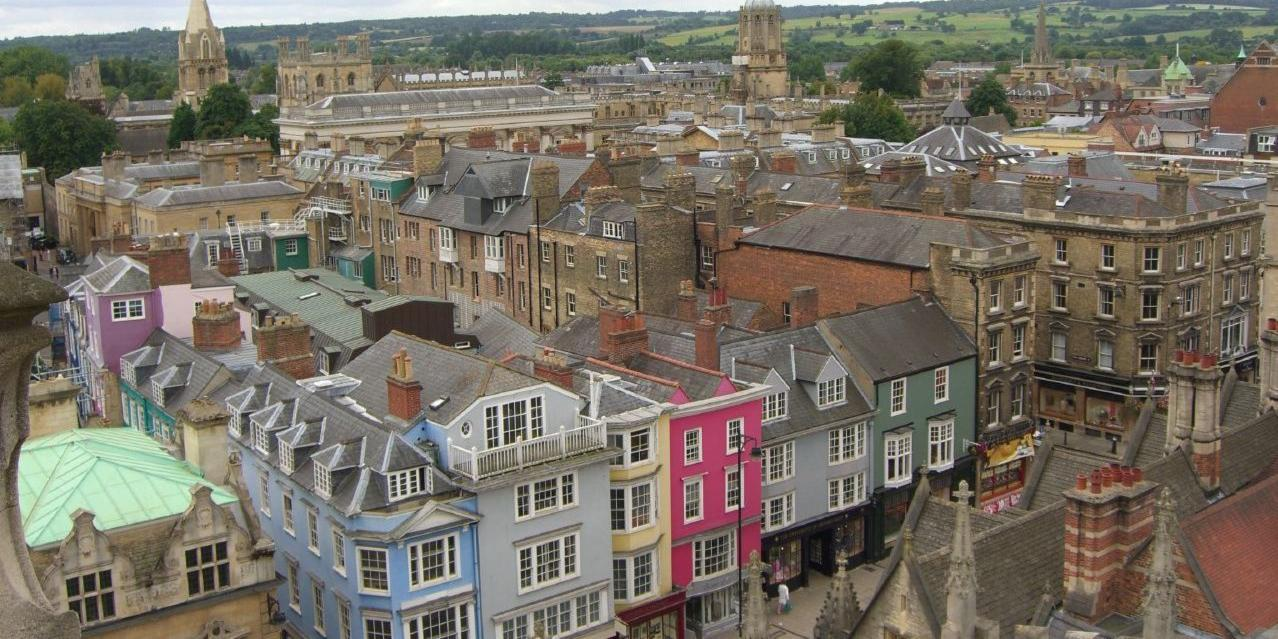 Get involved in our debate on the future of Oxford city centre