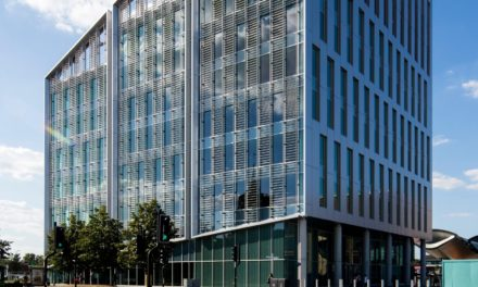 ByBox takes the top floor at The Future Works in Slough