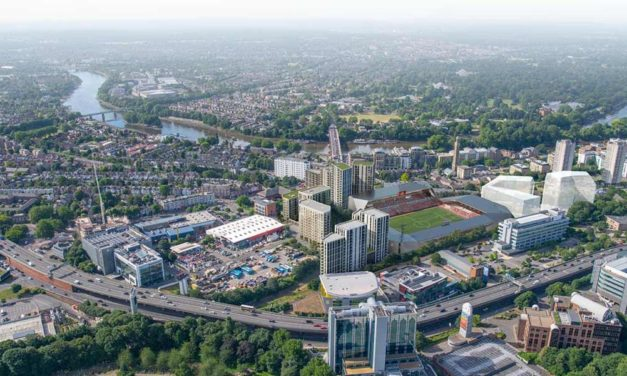 Verdo, Kew Bridge by Ecoworld release more First Buy homes