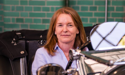 Sarah-Jane Curtis to help steer Bicester Motion