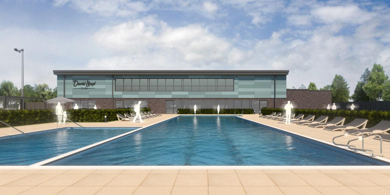 290,000 sq ft tech scheme with David Lloyd club approved
