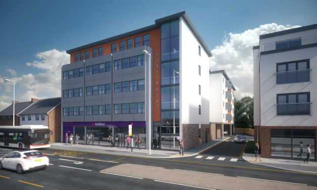 New apart-hotel planned for Farnborough