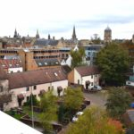 Pedestrianisation and cycle paths plan for central Oxford
