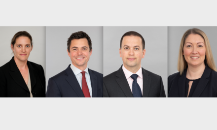 Four new partners at Blake Morgan