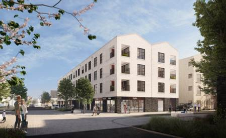 Hill offer virtual building tours on their Cambridge schemes