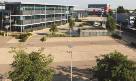 Aramex UK takes 80,000 sq ft at Heathrow