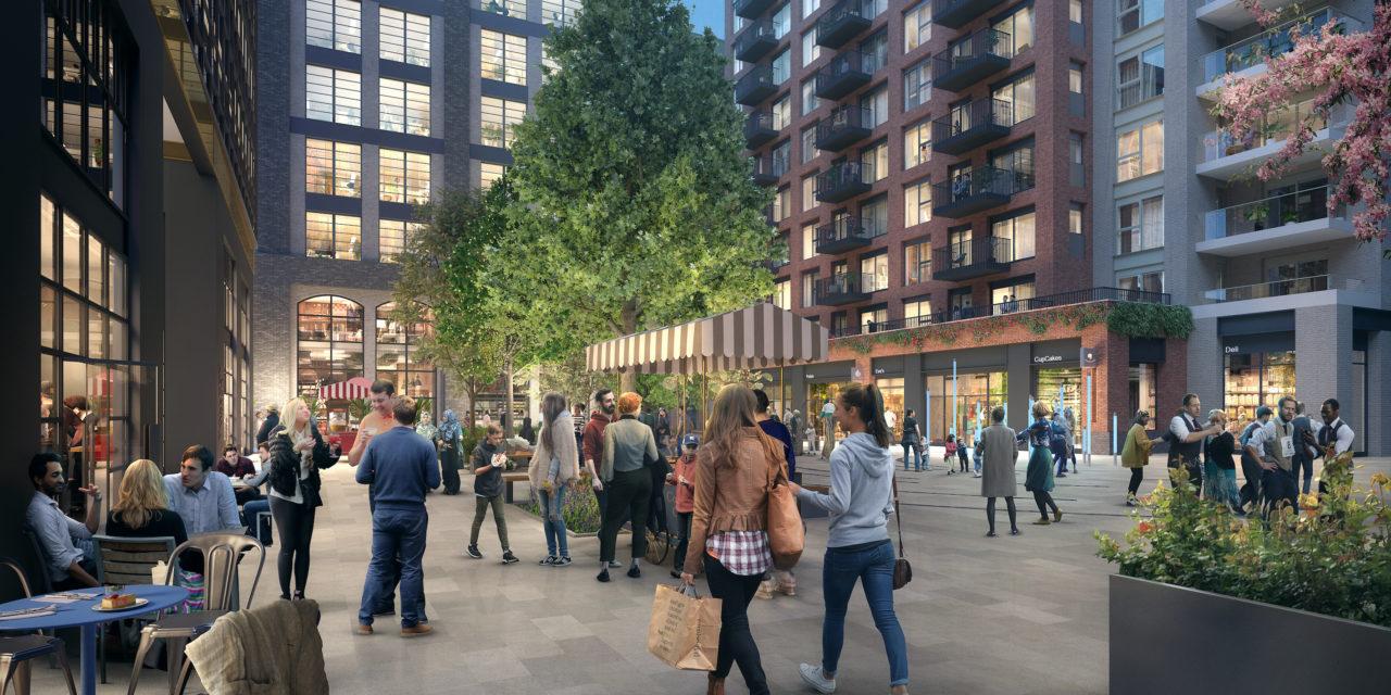 £400m Nicholson's shopping centre plans unveiled