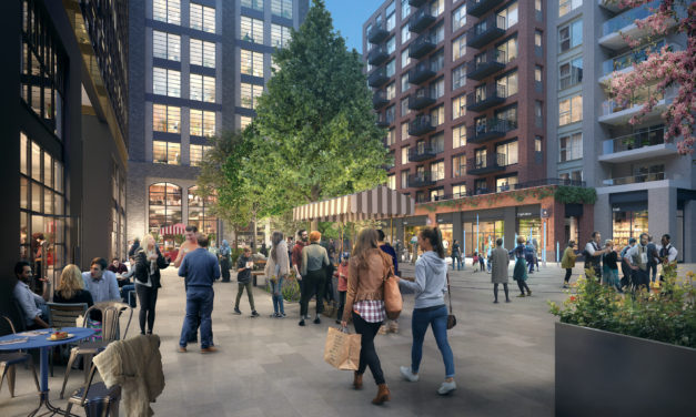 £400m Nicholson's shopping centre plans unveiled
