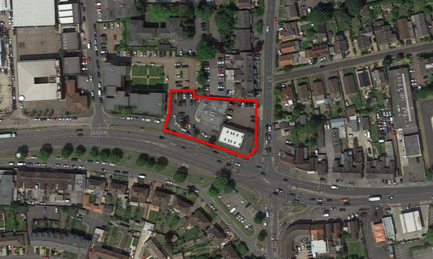 75 flats approved for prominent Slough site