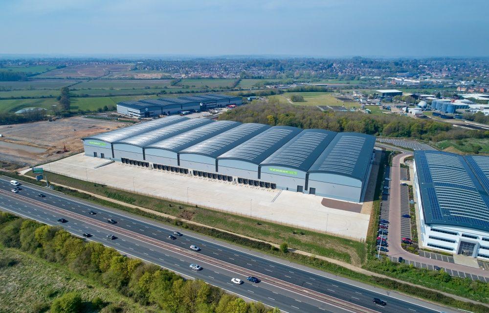 334,000 sq ft deal at CM40 at Banbury