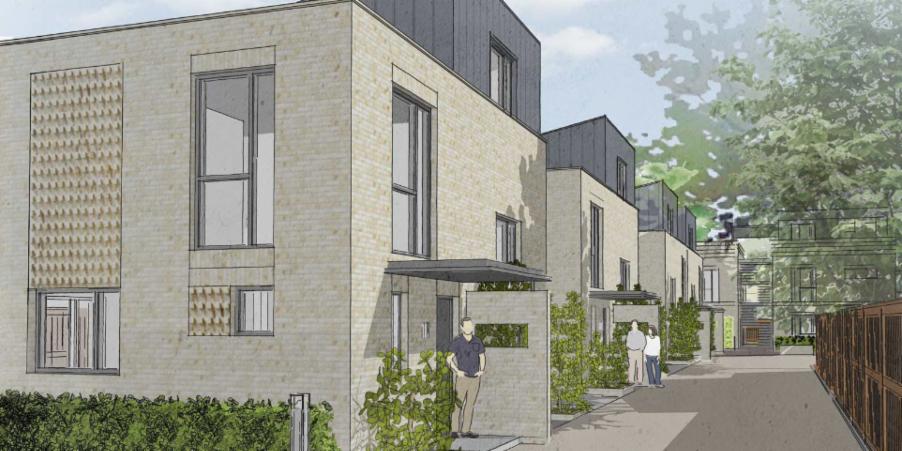 Virtual consent for Cambridge resi scheme