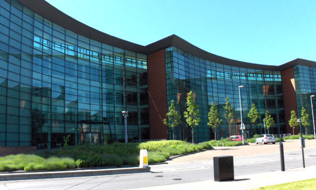 Plans to regenerate Reading International Business Park